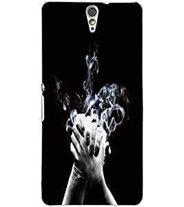 SONY XPERIA C5 HANDS Back Cover by PRINTSWAG