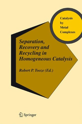 Metal Catalysed Reactions In Ionic Liquids (Catalysis By Metal Complexes)