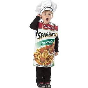 Rasta Imposta - Campbell's Spaghettios Toddler Costume from Rasta Imposta