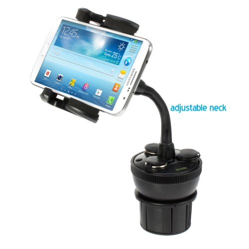 iKross Universal Adjustable Car Vehicle Cup Holder