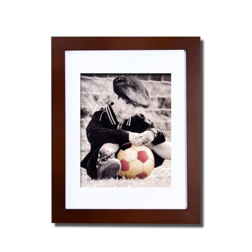 adeco-pf0402-decorative-walnut-color-wood-picture-photo-frame-with-mat-wall-hanging-or-table-top-dis