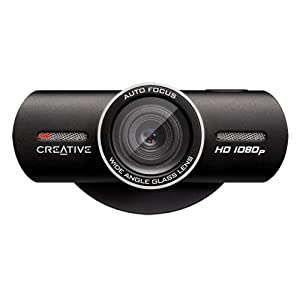 Creative Live! Cam Socialize HD 1080 1080P,12MP Webcam