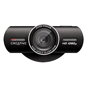 Creative Live! Cam Socialize HD 1080 1080P,12MP Webcam