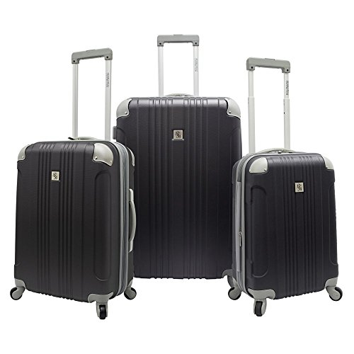 travelers-choice-beverly-hills-country-club-newport-3-piece-hardside-spinner-set-grey