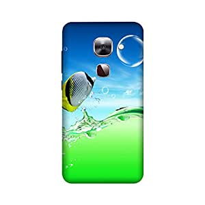 LeEco LE 2 High Quality Mobile Back Cover designed by Abaci