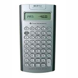 Texas Instruments - Plus Professional Calculator,3