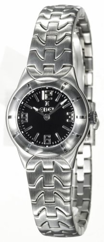 Ebel - 9157C11-5716 - Montre Femme - Quartz - Analogique - Bracelet Acier Inoxydable Argent