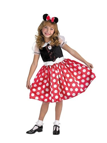 Minnie Mouse Costume for Toddlers