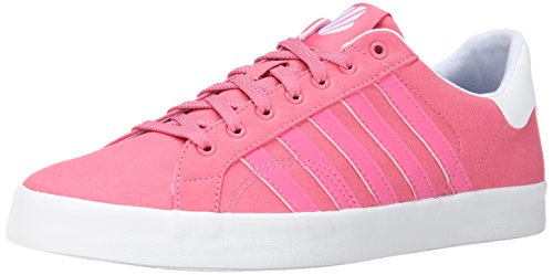 K-SwissBelmont So T - Stivaletti donna , Multicolore (Pink / White), 4.5 UK