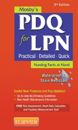 Mosby's PDQ for LPN, 3e