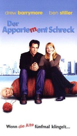 Der Appartement Schreck [VHS]