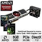 MSI AMD Radeon 8GB GDDR5 PCI Express 3.0 Graphics Card R9 295X2 8GD5