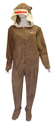 Monkey Pajamas For Kids front-1060798