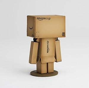 【Amazon.co.jp限定】 リボルテック ダンボー・ミニ Amazon.co.jpボックスver (リボコンテナ入り/ダンボールカラー)