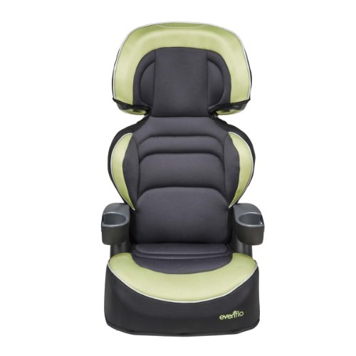 evenflo big kid lx high back booster car seat polo baby. Black Bedroom Furniture Sets. Home Design Ideas