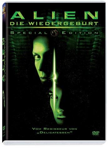 Alien - Die Wiedergeburt [Special Edition] [2 DVDs]