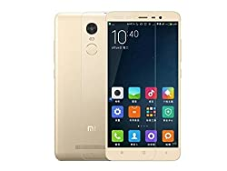 SAVVY Xiaomi Redmi Note 3 Pro HD+ 9H Hardness Toughened Tempered Glass Screen Protector