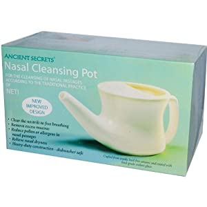 Ancient Secrets Ancient Secrets Nasal Cleansing Pot - 1 Pot - Pack of 1