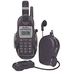 As Seen On TV Cell Tek Emson Hands Free Univeral Cell Phone Halder & Speaker