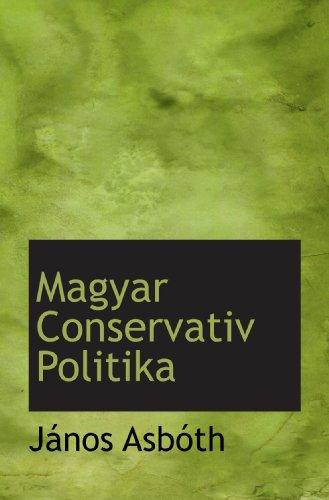 Magyar Conservativ Politika