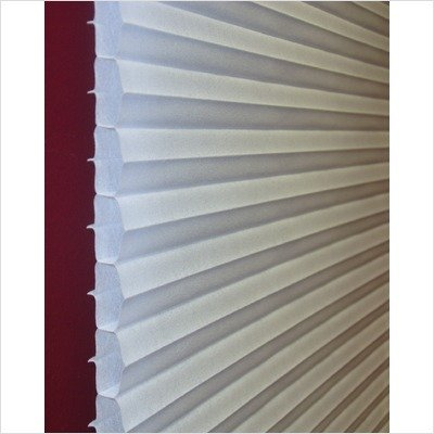 "72"" H Insulating Window Shade in White Size: 72"" H x 28.25"" W"