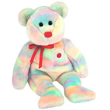 TY Beanie Baby - AI the Bear (Japan Exclusive)