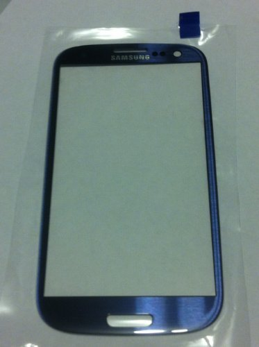 Generic Front Glass LCD Display for Samsung Galaxy S3 III GT-i9300, Blue (Display For S3 compare prices)