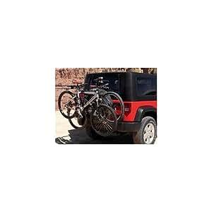 Amazon Com Jeep Mopar Spare Tire Bicycle Carrier