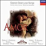 Amor Operas Great Love Songs