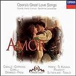 Amor Operas Great Love Songs