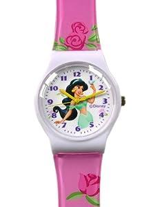 Jelly Band Princess Jasmine Watch - Aladdin Girls Watch