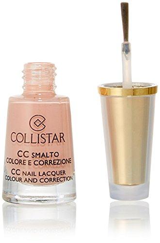 Collistar CC Smalto Colore e Correzione smalto rinforzante con cheratina n. 654 sabbia