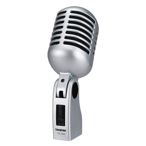 Professional Classic Vintage Condenser Micphone Stands Vocal Singing Sound Recording Microphone Takstar Ta54C