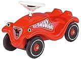 800056053 - BIG Bobby Car Classic Set - Fahrzeug, Flüsterräder und Schuhschoner hergestellt von BIG