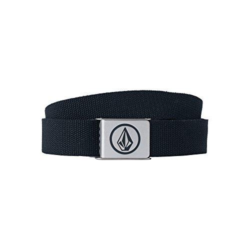 volcom-mens-circle-web-belt-black-one-size