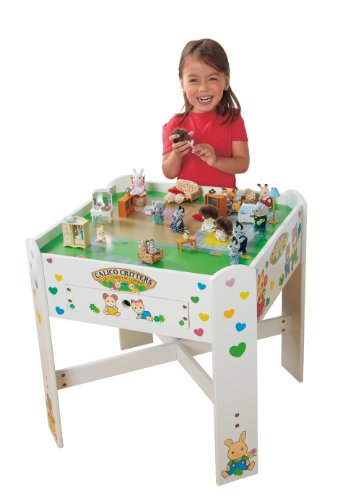calico critters playtable new figures