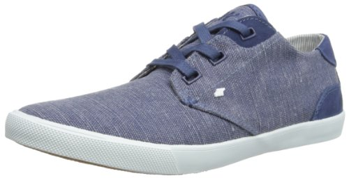 Boxfresh Mens Stern Low-Top E12793 Blue 8 UK, 42 EU