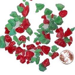 Red/Green Peppermint Crunch