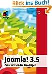Joomla! 3.5: Praxiswissen f�r Einstei...
