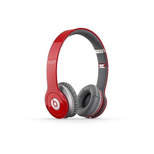 Beats Solo Hd Edition On-Ear Headphones (Red)