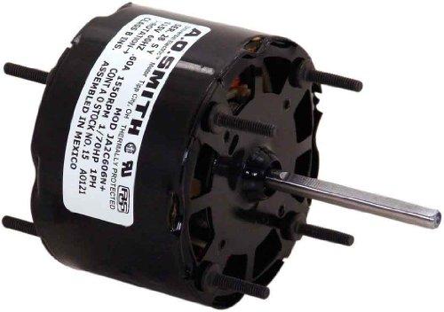 Ao Smith 985 Blower Motor, 3.3-Inch Frame Diameter, 1/100 Hp, 3000 Rpm, 120-Volt, 0.69-Amp, Sleeve Bearing