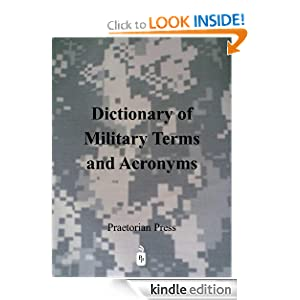 AppendixGlossary of British military slang and expressions