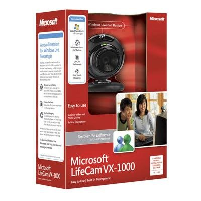 LifeCam VX-1000 WIN-Blk