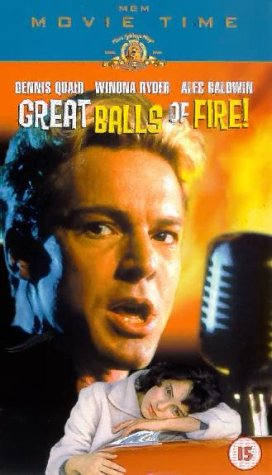 Great Balls Of Fire [VHS] [UK Import]