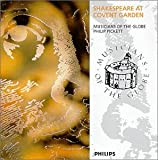 Henry R. Bishop: Shakespeare at Covent Garden