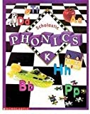 Scholastic Phonics Level K Workbook スカラスティック・フォニックスK ワークブック