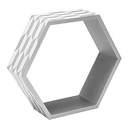 Geometric Shelf -Open