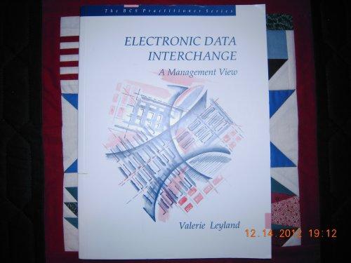 Electronic Data Interchange: A Management View