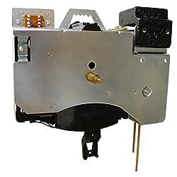 Mechanical Strike Bim Bam Pendulum Quartz Clock Movement - Real Chime rods -Clock Repair Kit