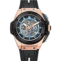 Hublot King Power Diego Maradona Limited Edition 200 Pieces 18K Rose Gold Watch 716.OM.1129.RX.DMA12 by Hublot